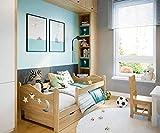 Need Sleep Kinderbett mit oder ohne Matratze 70x140 oder 80x160 Bettkasten Rausfallschutz Bett Rausfallschutz Kinderbett Bettgitter Bettschutzgitter