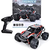 Maximum RC   2,4 GHz Monster Truck   Ferngesteuertes Auto   36 km/h schnell   Lipo Power   RC Auto Farbe rot