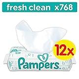 Pampers Sensitive Protect 936 Feuchttücher, 18er Pack (18 x 52 Stück)