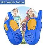 Walkie Talkie Kinder Funkgerät Set ab 3, Walky Talky Woki Toki Kinder, Geburtstagsgeschenke Kinder 2 3 4 5 6 7 Jahre geschenke Junge, Spielzeug draussen ab 5 Jahre mit Lego Duplo Feuerwehrmann Sam