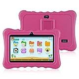Ainol Q88-7 Zoll Kids Tablet PC (Android 4.4, 1024 * 600 Pixel, 1GRAM+16GROM, unterstützt 3G, Allwinner A33 Dual core, Cortex A7 1.2GHz, dual Kamera, WiFi) (rosa)