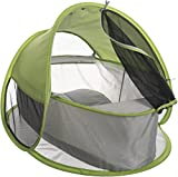 Bieco 37000100 - Pop up Baby Reisebett mit UV und Insekten Schutz, ca. 92 x 73 x 64 cm