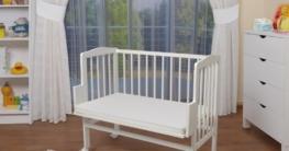 WALDIN Baby Beistellbett