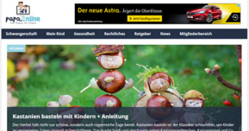 Papa.de ist die neue Anlaufstelle im Netz im Väter