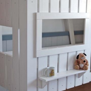 Kinderbett baumhaus  Kinder Baumhausbett - Heiabubu.de