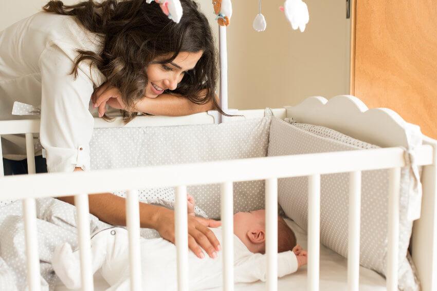 Wann vom beistellbett ins kinderbett? heiabubu.de