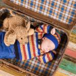 Babyschlaf im Urlaub