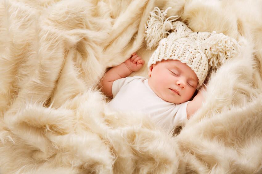 Gute Voraussetzungen für den Schlaf Ihres Babys