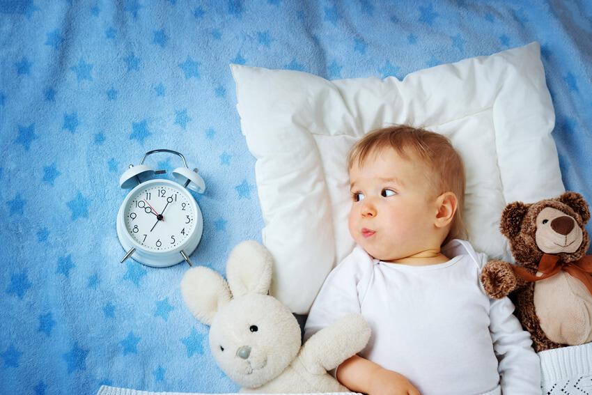 Der Weg zum richtigen Schlafrhythmus