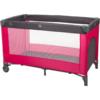 fillikid Reisebett Standard grau-pink