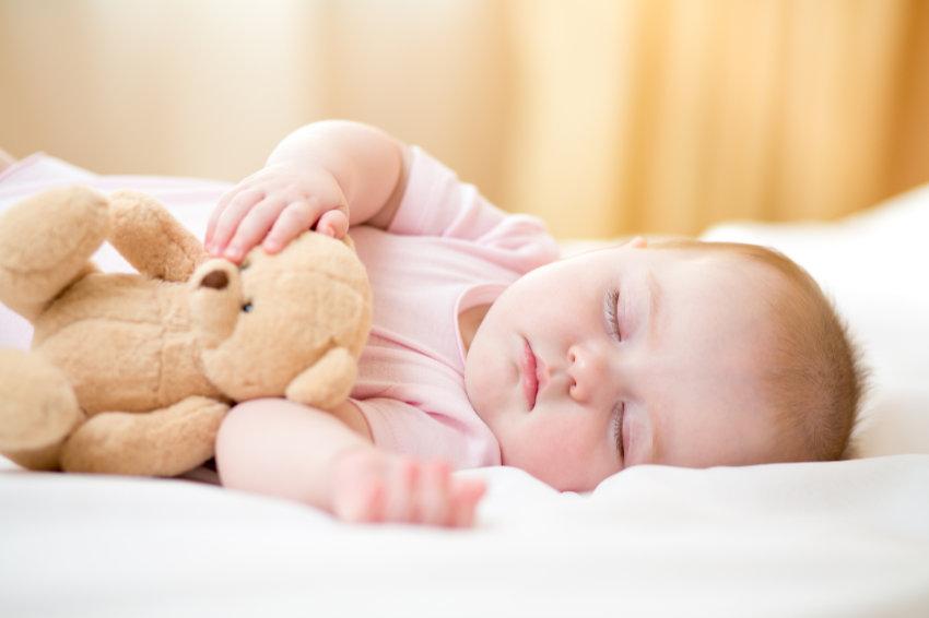 Schlafphasen und Schlafrhythmus Babys