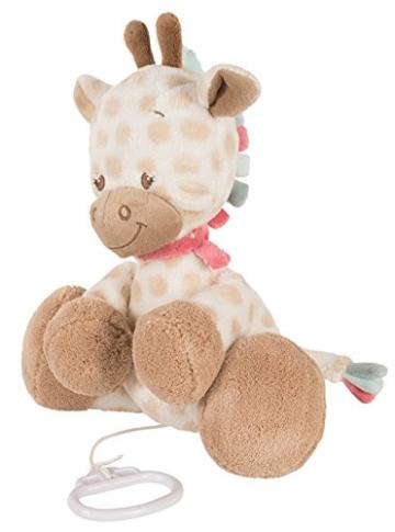 Nattou Charlotte & Rose Spieluhr 655057, Charlotte die Giraffe -