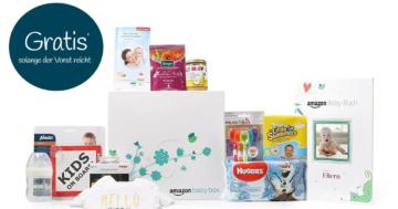 Amazon Baby Box