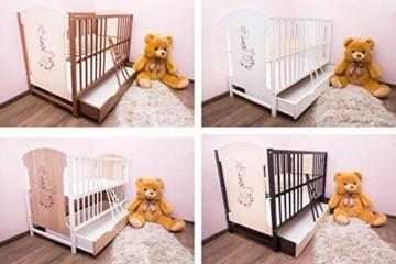 Kinderbett mit Schublade Modell FIFI -