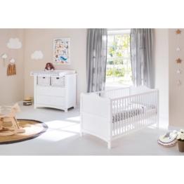 Pinolino 2-tlg. Babyzimmer Florentina breit