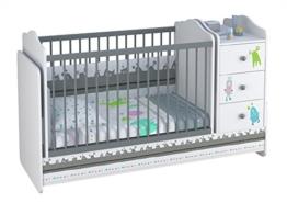babybett mit wickelkommode kaufen angebote empfehlungen infos. Black Bedroom Furniture Sets. Home Design Ideas