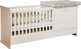 Babybett Mit Wickelkommode Kaufen ᐅ Angebote Empfehlungen Infos