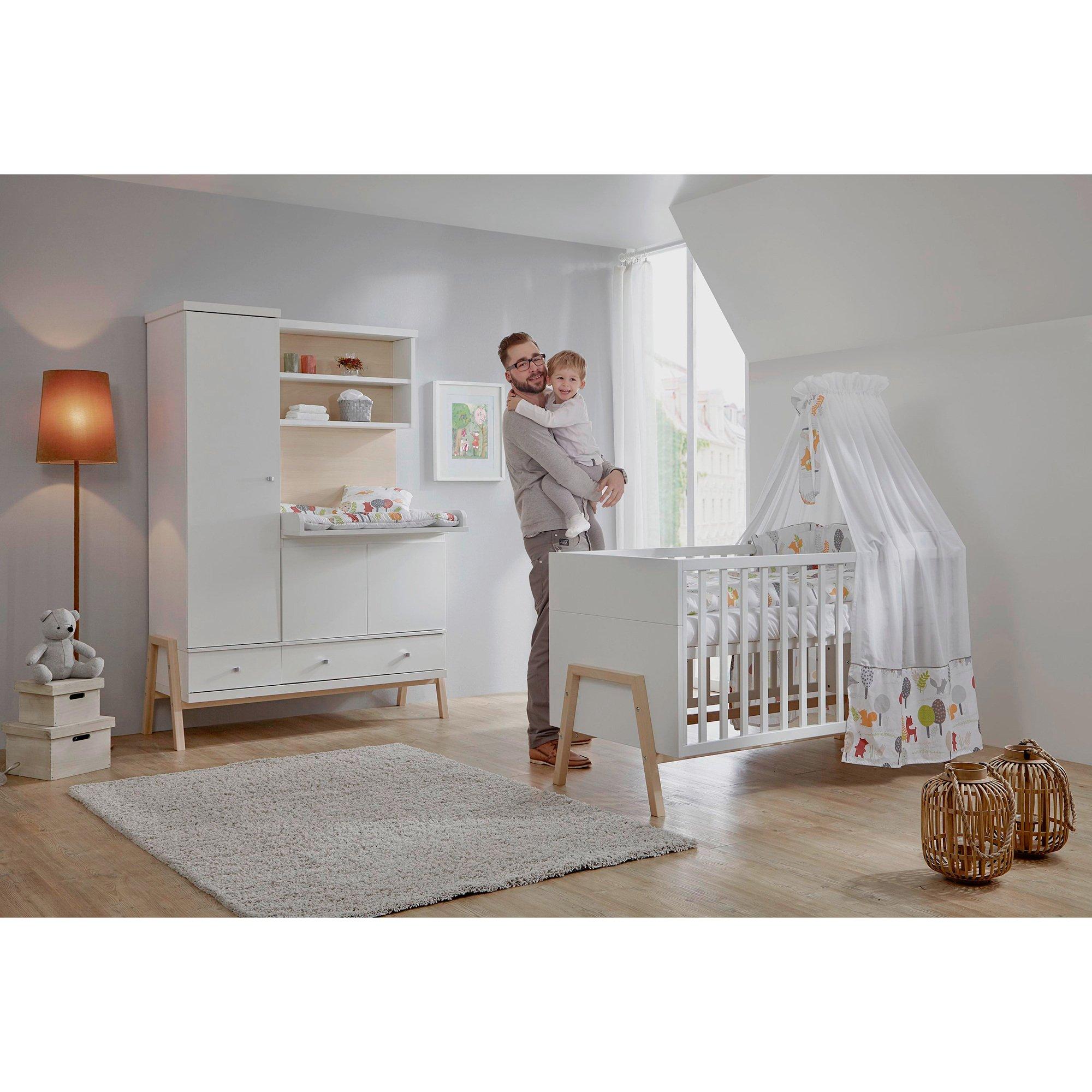 schardt 2 tlg babyzimmer holly nature. Black Bedroom Furniture Sets. Home Design Ideas