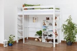 Etagenbett Für Kleinkind Und Baby : Isle of dogs massivholz etagenbett umbaubar weiß cm bei
