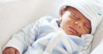 Mittagsschlaf Baby