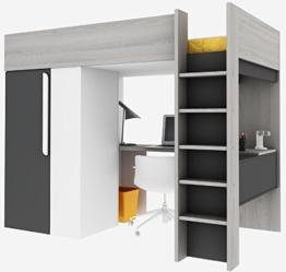 hochbett kaufen angebote empfehlungen infos. Black Bedroom Furniture Sets. Home Design Ideas