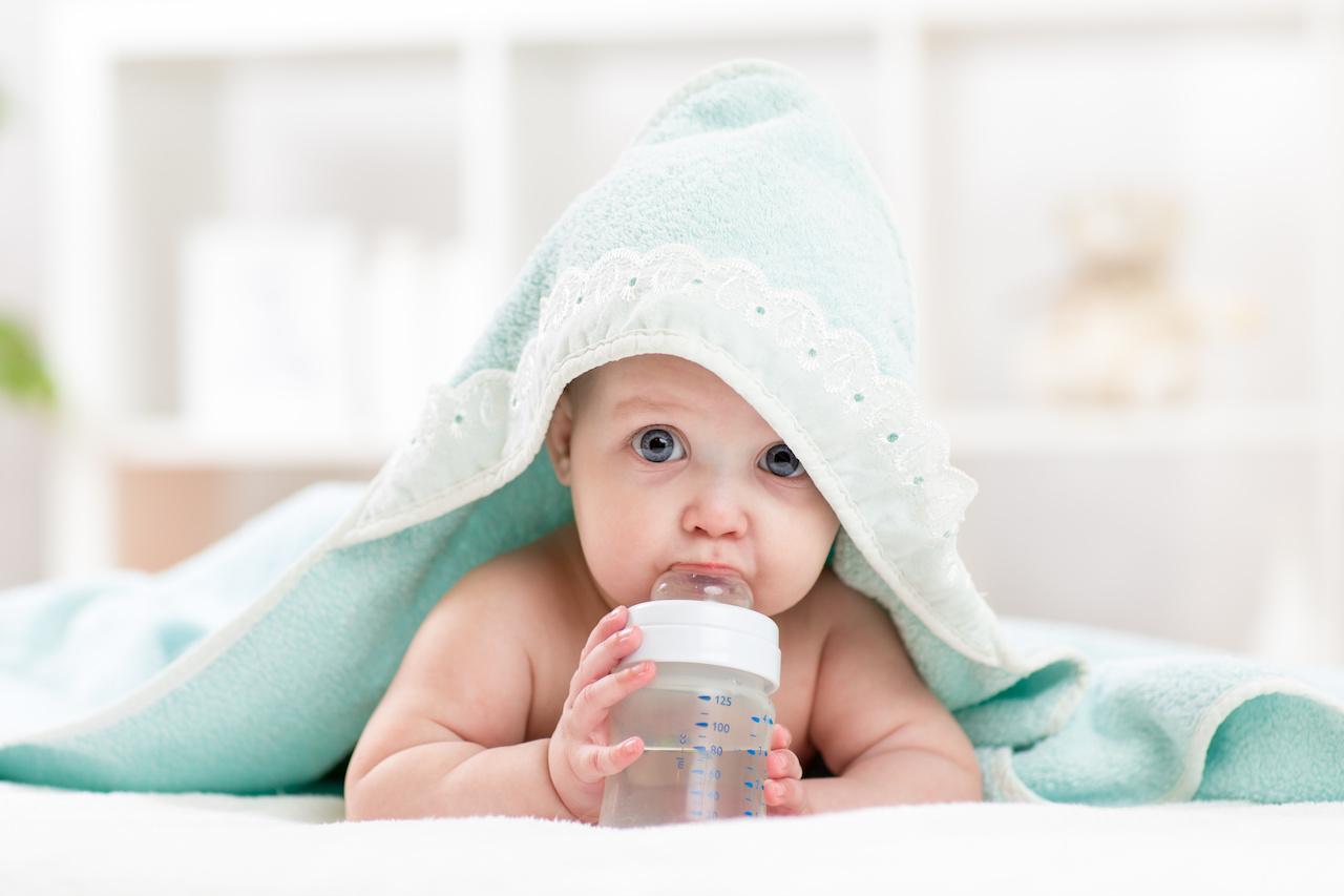 Babyflasche